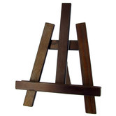 Wooden Art-Style Easel
